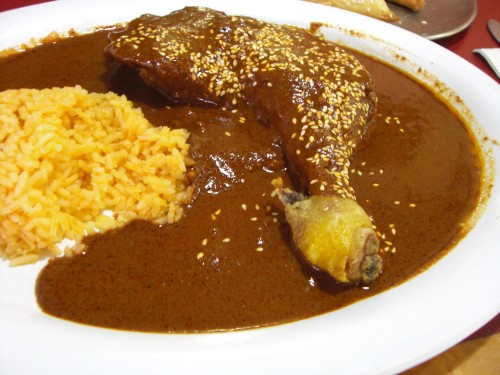 Mole in Mexico