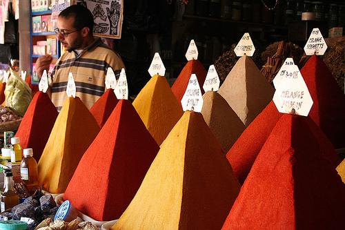 SpicePyramid