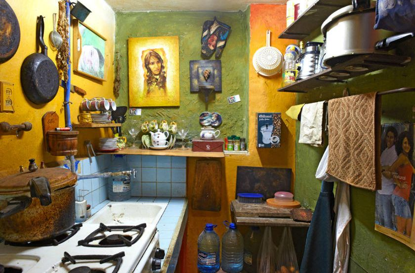 lovely Puerto Rican Kitchen Decor #5: Cuban Kitchen