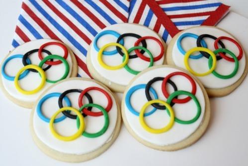 Olympic-Cookies