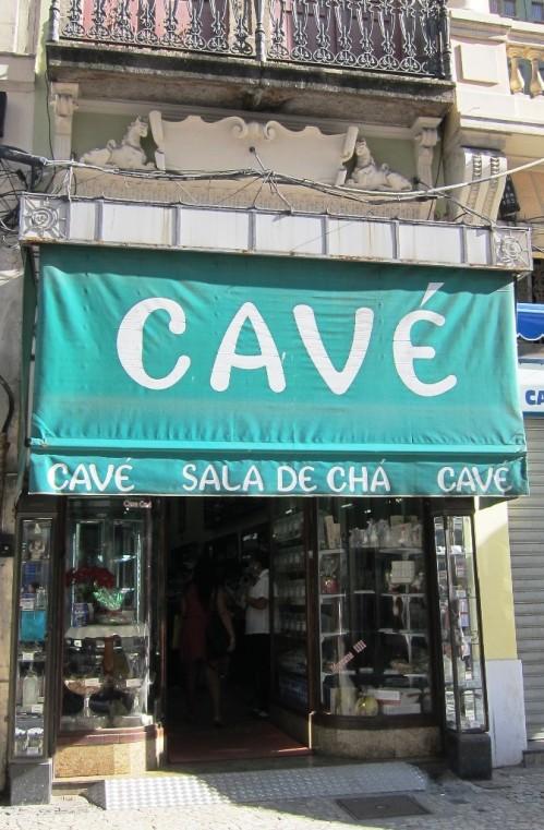 Casa Cave Sign
