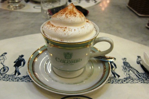 Colombo Cappuccino
