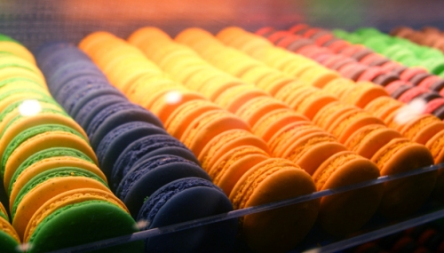 Macarons at Avignon