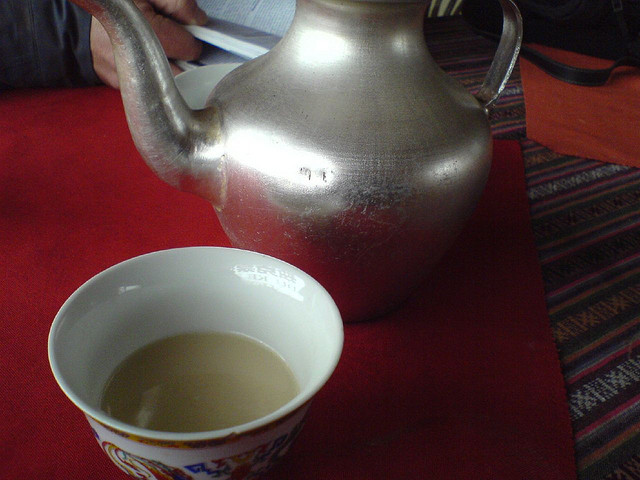 Tibetan Butter Tea