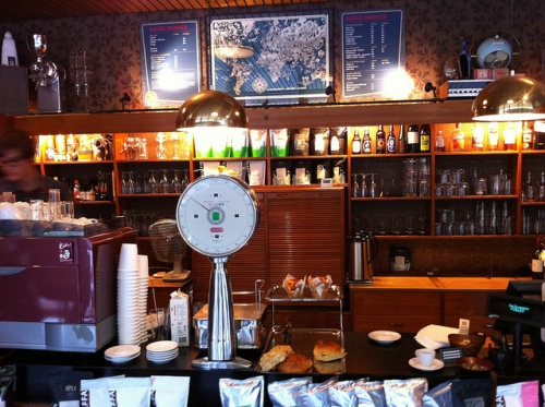 Fuglen Cafe in Oslo