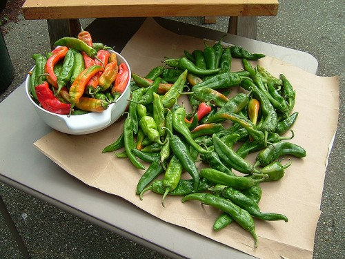 Hatch Chiles in Seattle