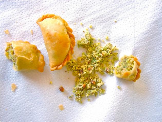 Ghughra, a Diwali snack from Gujurat