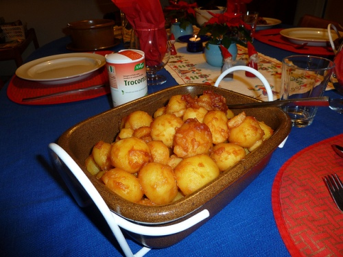 Danish Caramelized Potatoes