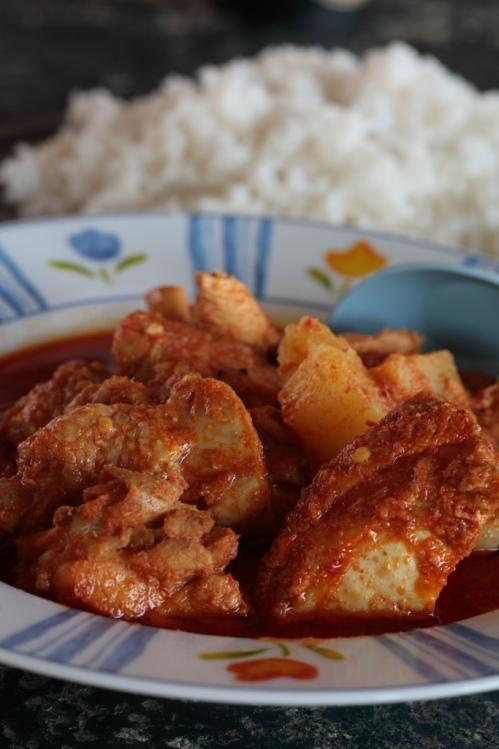Devil Curry in Malaysia