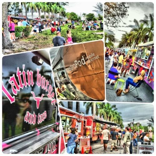 Miami Food Trucks