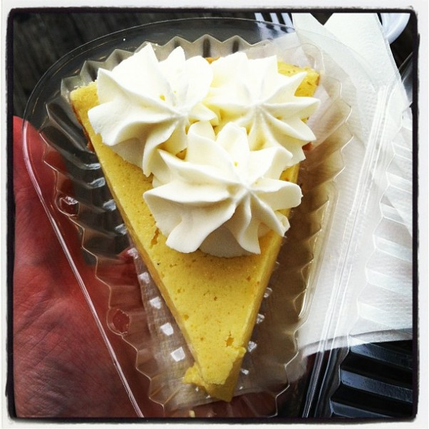 Key Lime Pie in Key West