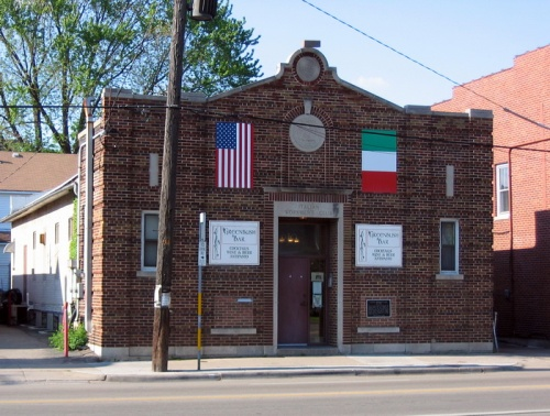 Madison's Italian Workmen's Club (via Madison Trust for Historic Preservation)