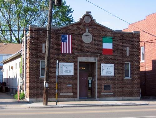 Madison's Italian Workmen's Club (via Madison Trust for Historic Preservation)