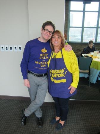 Mr. and Mrs. Mustard