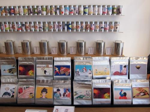 TeaPostcards
