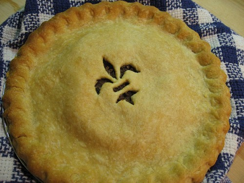 French-Canadian Tourtiere