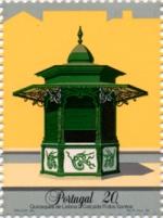 Quiosque stamp