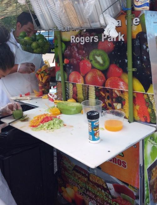 Fantastik Fruit Stand