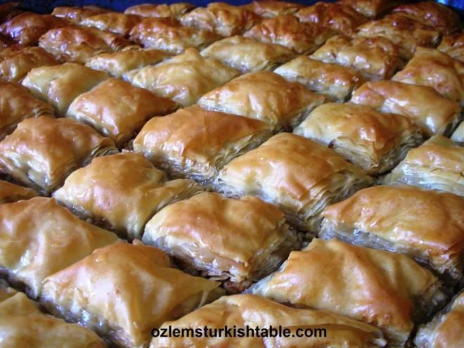 Ozlem's Baklava
