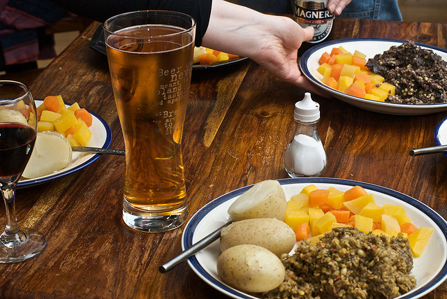 How To Host Your Own Burns Supper Eating The World