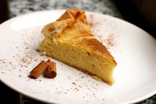 Milk Tart by Cinnamon Box