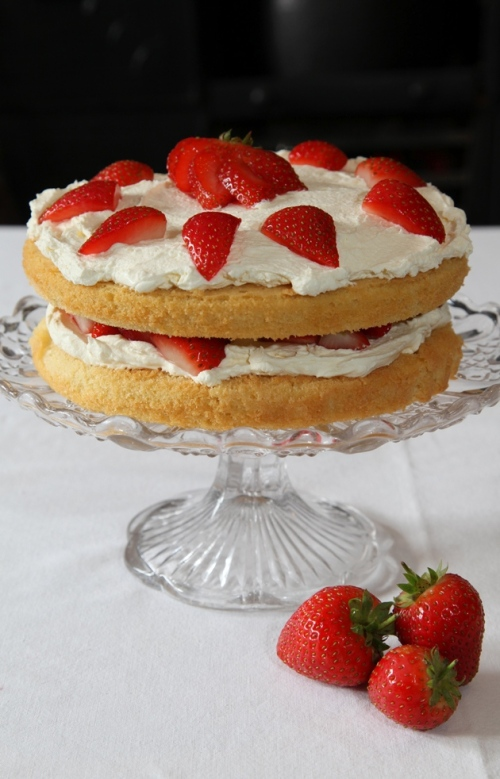 Courting Cake from Lancashire Life