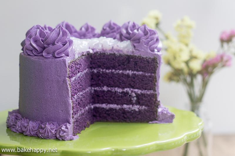 Ube Cake Recipe Culture