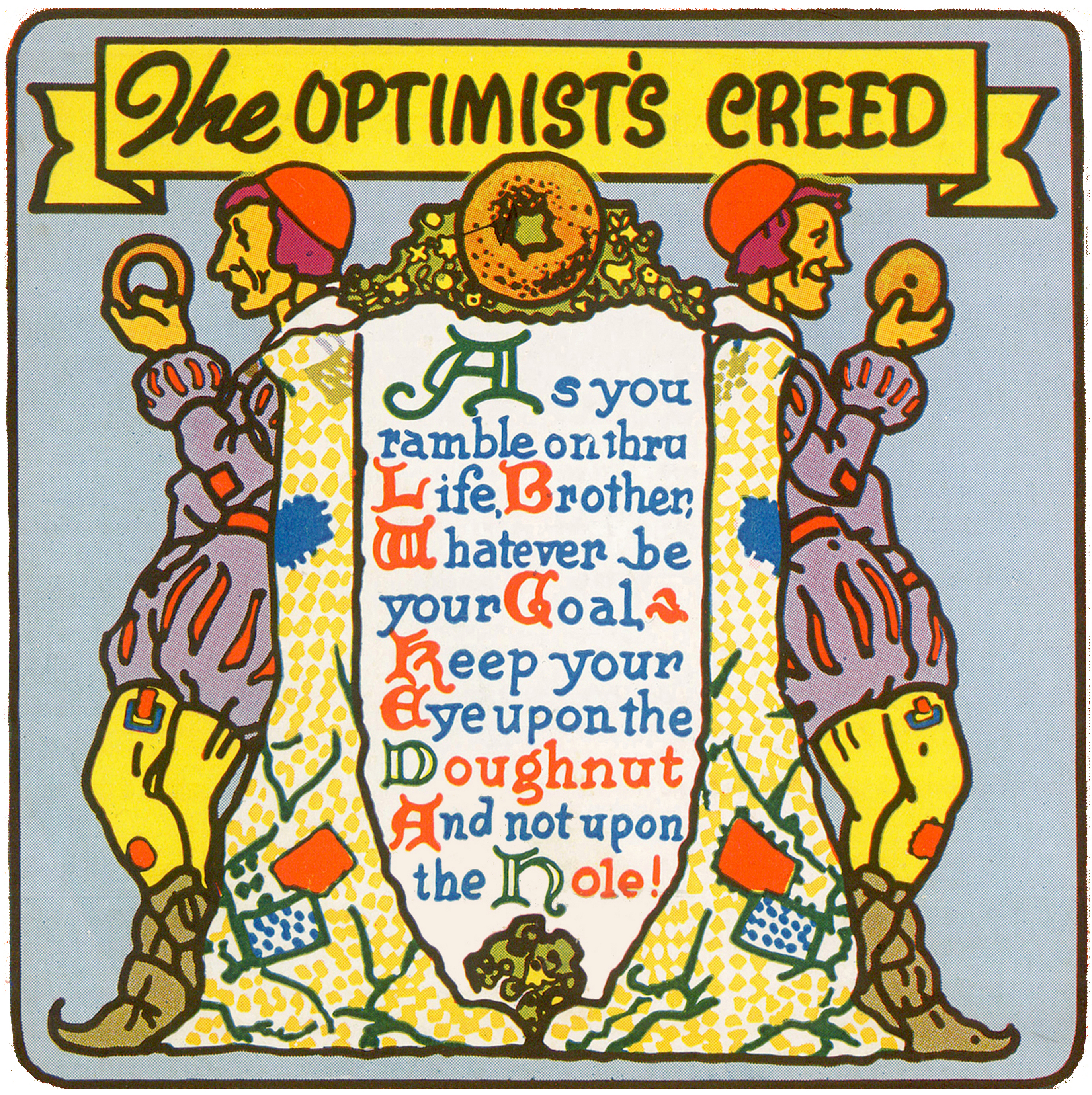 optimists_creed_1939